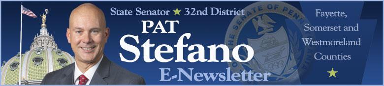 Senator Pat Stefano